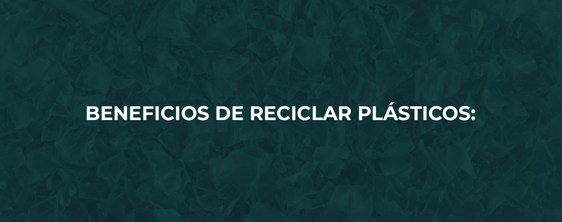 BENEFICIOS PLASTICOS 1